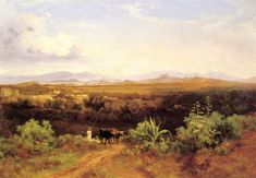 Fan account of José Velasco, a Mexican painter who made Mexican geography a symbol of national identity through his paintings. Jose Maria Velasco, Field Of Dreams, Mexican Artists, Mexico City, The World's Greatest, Great Artists, Landscape Paintings, Places To Visit, Tapestry