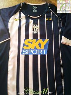 60004c040 2004 05 Juventus Away Football Shirt (XXL)