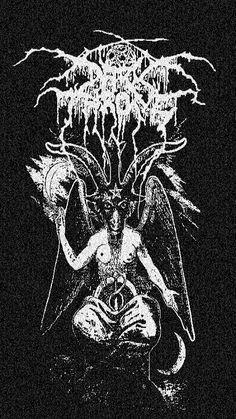 Darkthrone. True Norwegian black metal.