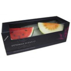 Summer Delight Soaps, £19.99. Inspired by hot Turkish summers where the people eat watermelon every single day to cool off, the watermelon and melon soap slices will make any room look refreshing and colourful. And it's not surprising they look so life like considering they've got real watermelon and melon pips in them. Available from Holly House Gifts, Enterprise Shopping Centre, http://enterprise-centre.org/shop/holly-house-gifts
