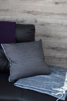En hemmasydd kudde - Diagnos:Kreativ Throw Pillows, Bed, Home, Creative, Cushions, House, Decorative Pillows, Decor Pillows, Homes