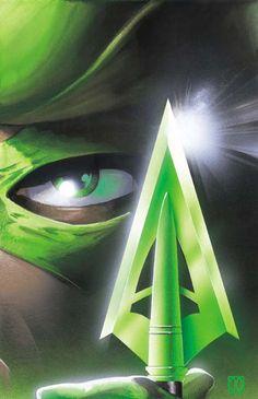 Green Arrow by Matt Wagner