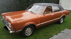 Ford Taunus tc1.5 2.0 GXL bouwjaar 1974