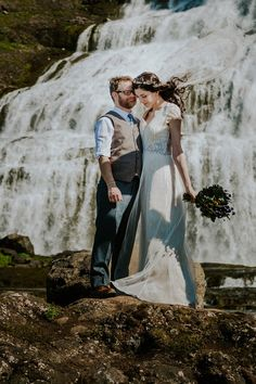 A majestic Icelandic Westfjords elopement that will tickle your wanderlust