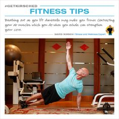 Fitness Tips #getkirsched