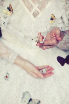 Hands / Butterfly