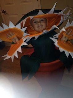 my friends nephew as a venus fly trap animal costumeskid costumeshalloween - Judy Moody Halloween Costume