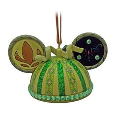 Disney Ear Hat Ornament - Princess Anna - Frozen