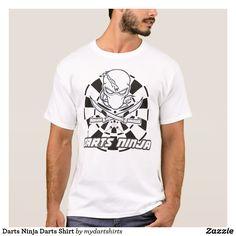 Darts Ninja Darts Shirt