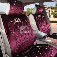 56 Trendy Ideas Expensive Cars For Girls Seat Covers Bling Car Accessories, Car Interior Accessories, Vehicle Accessories, Fancy Cars, Cute Cars, Girly Car, Expensive Cars, Car Girls, Seat Covers