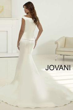 Jovani Bridal JB2346  http://www.jovani.com/wedding-dresses/jb2346