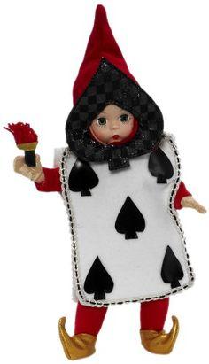 "Madame Alexander 8"" Five of Spades"