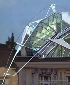 An architectural classic - Falkestrasse Rooftop Remodel in Vienna, Austria by Coop Himmelb(l)au