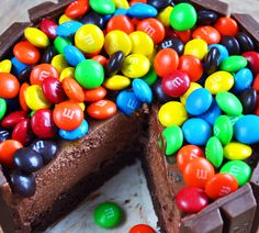 Candy Cake.. Not helping my diet