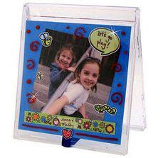 CD case photo frame
