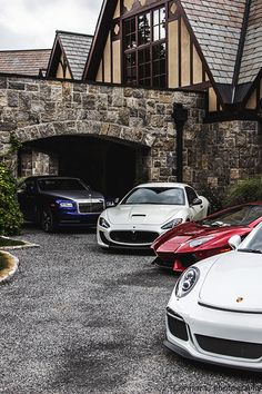 Dream garage ❇