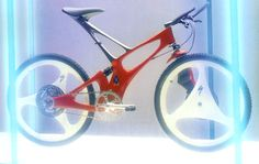 I still have my Specialized Rockhopper from 1996. I wish I had THIS one though! :)