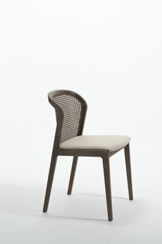 Colé Italian Nord Wool Vienna Chair Canaletto - Beige