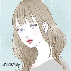 GALLERY   miya illustration web. Beauty Illustration, Cute Illustration, Manga Girl, Anime Art Girl, Crying Girl, Postcard Art, Fashion Design Drawings, Cute Drawings, Female Art