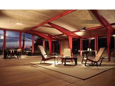 maison d montable 6x9 m 1944 jean prouv galerie patrick seguin 20th century furniture. Black Bedroom Furniture Sets. Home Design Ideas