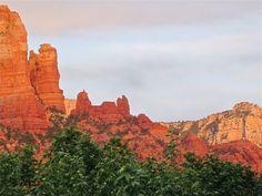Snoopy Rock - Sedona, Arizona