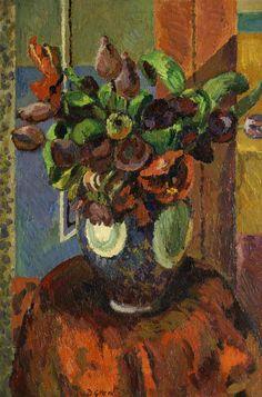 Tulips, Duncan Grant (1885–1978), Bristol Museum & Art Gallery