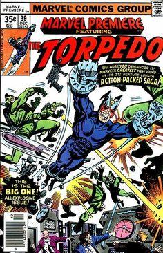 Torpedo (Marvel Comics) - Wikipedia