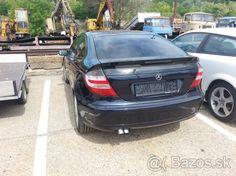 Predám Mercedes C 200 CDI Sportcupe - 1