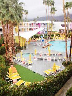 Saguaro Hotel / Palm Springs