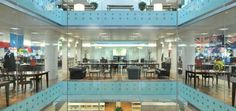 Inside The Cool Digs Of Rackspace