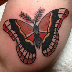 Animal and Insect Tattoos