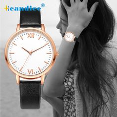 >> Click to Buy << Splendid Fashion Watch Ladies Retro Design Leather Band Women Business Clock Analog Alloy Quartz Wrist Watch #Affiliate