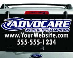 AdvoCare Small Decal With Use It The Pros Do Full Color - Advocare car decal stickers