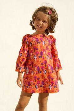 do guincho: winter popover dress