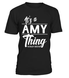 """# It's A Amy Thing Funny Gifts Name T-shirt Women .  Special Offer, not available in shops      Comes in a variety of styles and colours      Buy yours now before it is too late!      Secured payment via Visa / Mastercard / Amex / PayPal      How to place an order            Choose the model from the drop-down menu      Click on """"Buy it now""""      Choose the size and the quantity      Add your delivery address and bank details      And that's it!      Tags: Our Garments Designs Include…"""