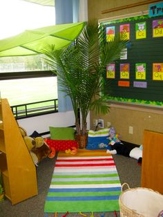reading hut, center, Stone Stone Carver There's the Ikea leaf ; Classroom Layout, Classroom Setting, Classroom Design, Classroom Displays, Classroom Themes, Classroom Libraries, Kindergarten Blogs, Kindergarten Reading, Reading Hut