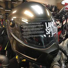 Biltwell Lanesplitter Motorcycle Helmet