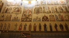 The New Romanian Masters: Innovative Iconography in the Matrix of Tradition Paint Icon, Church Interior, Byzantine Art, John The Baptist, Classical Art, Source Of Inspiration, Religious Art, Fresco, Innovation