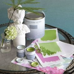 The Designers Guild #paint collection consists of 154 beautiful contemporary colours.