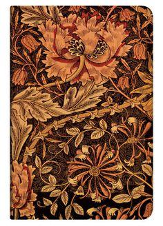 William Morris - Writing Journals, Blank Books - Paperblanks