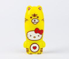 Hello Kitty x Mimobot 8GB USB Flash Drive: Tiger