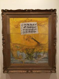 raoul dufy the yellow violin