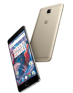 The OnePlus 3 -- By offering a phone with 6GB of RAM—more than any other device on the market, OnePlus is pushing the Android envelope. With their new, highly customizable OxygenOS and features like a high-speed Dash Charge function that gets you from 0-60% in 30 minutes, plus a 16MP camera with DSLR-like functions, the OnePlus 3 is a definite contender