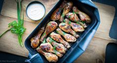 This sticky drumstick recipe (with a simple Tahini yoghurt dipping sauce) is delicious, budget friendly and super quick to make. The family will love them. Gluten, dairy and fructose free.