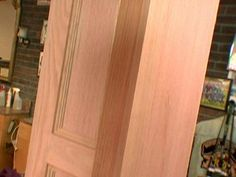 Diynetwork Com Offers Basic Steps On How To Build A Box Column To Cover An