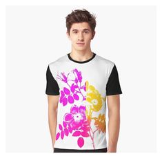 Click the link in Bio for more products from the 'Floral Abstract' Collection 🌸  #floral #graphicdesign #abstract #redbubbleartist #redbubble #vivid#colors #men #women #clothingbrand Vivid Colors, Tank Man, Graphic Design, Abstract, Link, Floral, Mens Tops, T Shirt, Collection