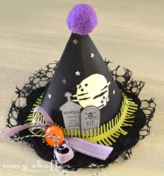 Pickled Paper Designs: Hallows Eve Inspiration. Papertrey Ink