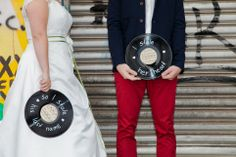 wedding photography: records, LP