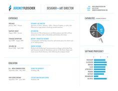 Resume 2009 on Behance