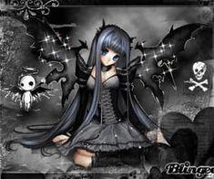 Amane Misa, Emo Princess, Emo Art, Arte Cyberpunk, Gothic Anime, Goth Aesthetic, Emo Scene, Cybergoth, Dark Anime